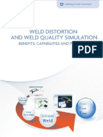 The Welding Simulation Solution - Benefit and Capabilities 113010