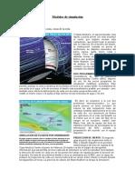Modelos de Simulacion  - Capa Limite