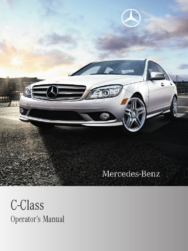 Manual C250 Automatic Transmission Airbag Mercedes Benz Command Harman Becker Car Stero Wiring Diagram Connector