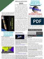 Enceladus Brochure