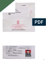SSC ADMIT CARD PROTOTYPE