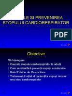 Cauze si prevenire stopului cardiorespirator.ppt