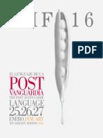 Programa Madrid Fusion