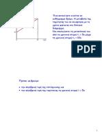 Υπολογισμός Δx Με 3 Τρόπους