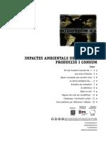 Cap. 5 Impactes ambientals del model de producció i consum