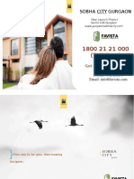 Property in gurgaon sector 108 , Sobha city dwarka expressway projects