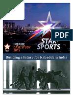 Kabaddi Case Study_StarInsipire2015 (1)