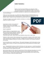 Diabetes Data - Reliable Statistics