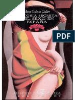 Historia Secreta Del Sexo en Espana - Juan Esla