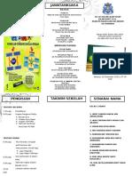 Buku Program Pamplet Orientasi Tahun 1