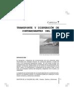 Trasporte y Dispersion de Contaminantes