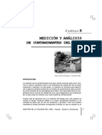 Medicion y Analisis de Contaminantes