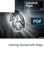 Maya Getting Started