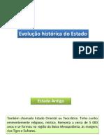 CPP_evolução Do Estado