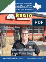 Informativo TX 31ava Edicion Enero 2016 PDF FINAL 2