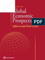 GlobalEconomicProspectsJanuary2016Spilloversamidweakgrowth