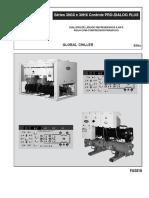 Chiller Carrier - Manual