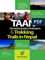 Trekking Trails in Nepal