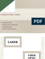 physics laser and fiber optic