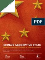China's Absorptive State