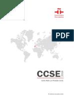 Guia Prueba CCSE - Notilogía Esp