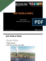 WCM at PSEG