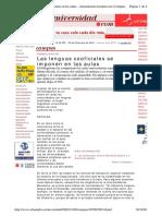 Noticia El Mundo
