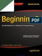 Beginning R, 2nd Edition