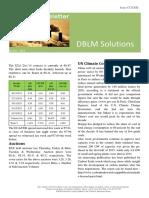 DBLM Solutions Carbon Newsletter 03 Dec 2015