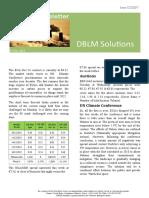DBLM Solutions Carbon Newsletter 17 Dec 2015