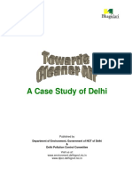 A Case Study of Pollution of Delhi