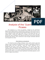 analysis of guernica