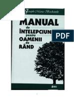 J.M.Bochenski -Manual de Intelepciune Pentru Oamenii de Rand.pdf