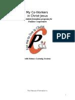 Pauline Cooperator Formation Manual.doc