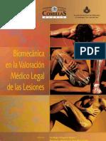 Biomecanica d La Valoracion Medico Legal de Las Lesiones