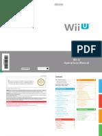 Wii U Operations Manual UKV