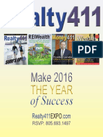 Realty411 - Get the 411 on Our National Expos!