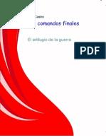 Alex Castro-Los Comandos Finales