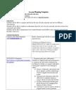edu 436 rocks minerals and soils lesson plan