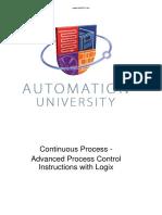 Control With Logix PIDE IMC CC