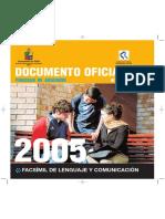 facsimil 2005