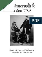 Indianerpolitik in Den USA