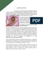 ASISTENCIA INFANTIL
