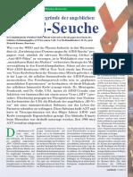 Raum & Zeit - 113/2001 - AIDS in Afrika