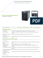 APC Smart-UPS RT 20kVA Features & Benefit