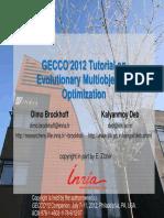 MultiObjective GA Paper Imp