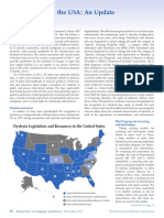 dyslexia laws in the usa - an update