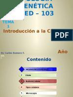 T 01 Introd.citología