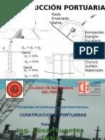Construcción de desembarcadero pesquero