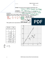 g8m4l9b8- graphs tables and equations in prop rels